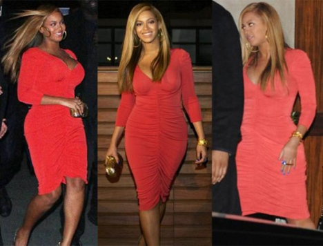 Beyonce  Baby on Beyonce Post Baby Body Pictures And Blue Ivy Carter Brand   Mydochub
