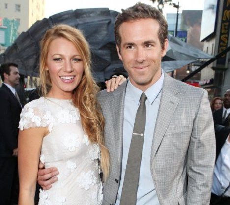 Blake Lively Married on Blake Lively And Ryan Reynolds Married  Had Private Wedding   Mydochub