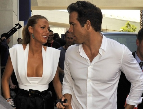 Ryan Reynolds Wedding Pictures on Blake Lively And Ryan Reynolds Married  Had Private Wedding   Mydochub