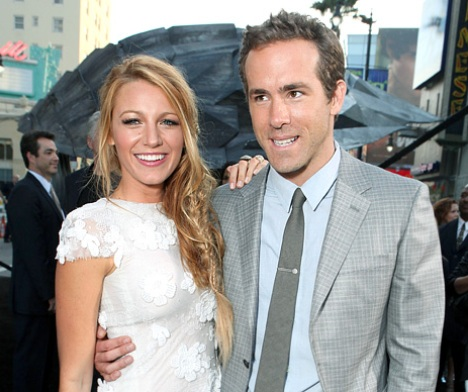 Blake Ryan Reynolds on Blake Lively And Ryan Reynolds Seen Kissing On Fourth Of July