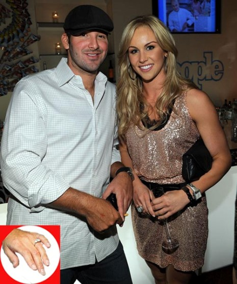 candice crawford wedding. by Lisa,. Tony Romo Wedding