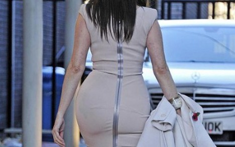 Carol Vorderman Bottom Pictures