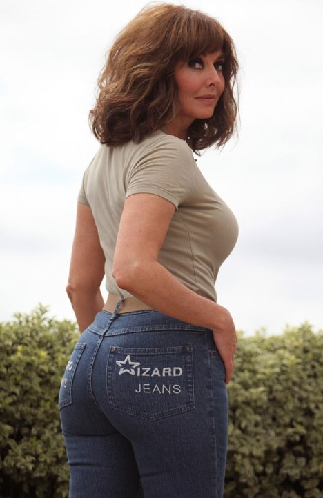 Carol Vorderman Bottom