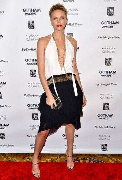 charlize theron « This Jewelry Wardrobe