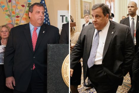Chris Christie Weight Loss