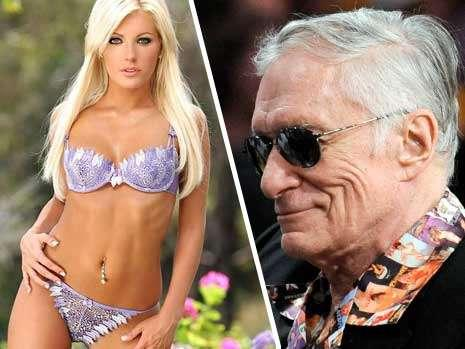 Crystal Harris Plastic Surgery Photos and Engagement to Hugh Hefner