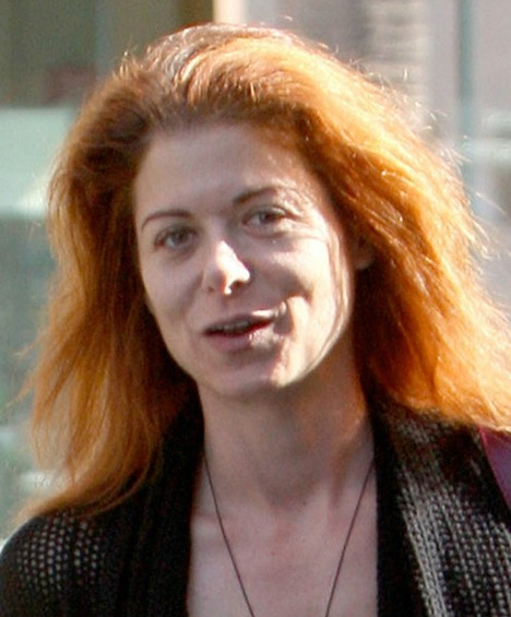 Debra Messing Without Makeup