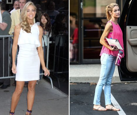 Denise Richards Skinny Photo