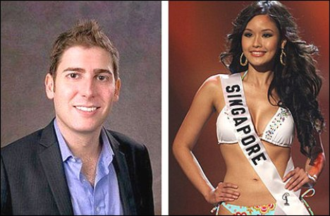 Eduardo Saverin Girlfriend Rachel Kum
