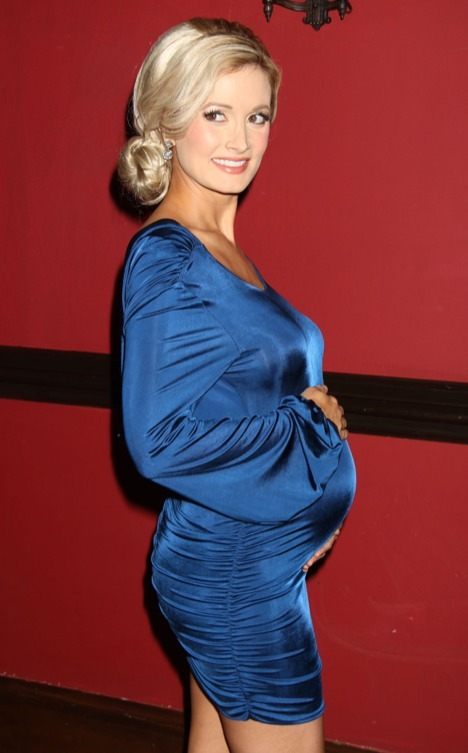 Holly Madison Hospitalized With Morning Sickness