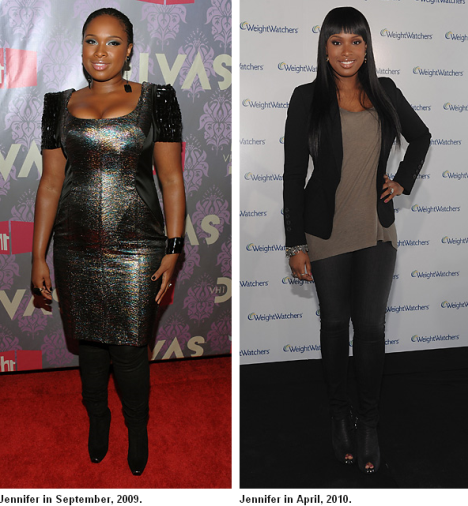 SHOP TOPIC: Jennifer Hudson's Weight Loss Rule of Next