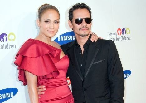 Jennifer Lopez Divorce Marc Anthony 2011
