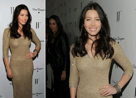 Jessica Biel Engaged