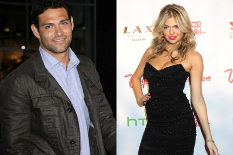 Kate Upton Mark Sanchez