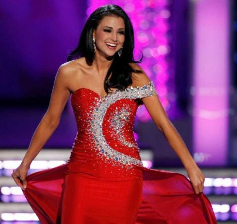 Laura Kaeppeler Miss Wisconsin 2011