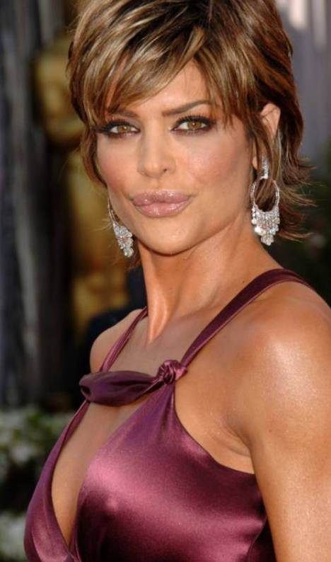 Lisa Rinna Lip Trouble