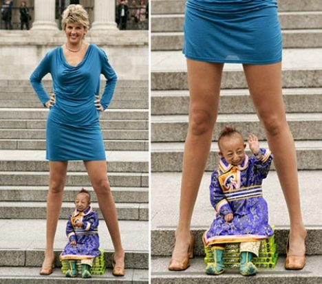 Svetlana Pankratova Russian Woman Is Not Only One Of The Tallest Women In World But She Also Has Longest Legs Played Basketball For Virginia