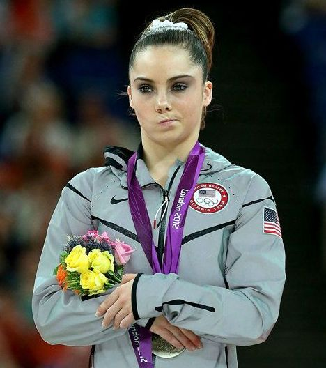 McKayla Maroney Scowl