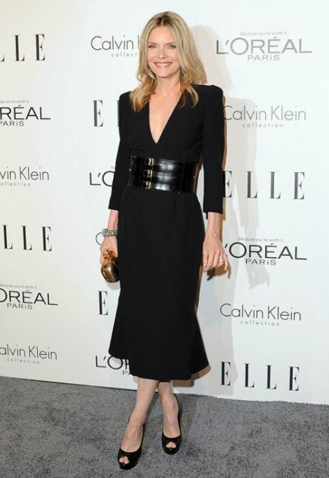 Michelle Pfeiffer Alexander McQueen Dress