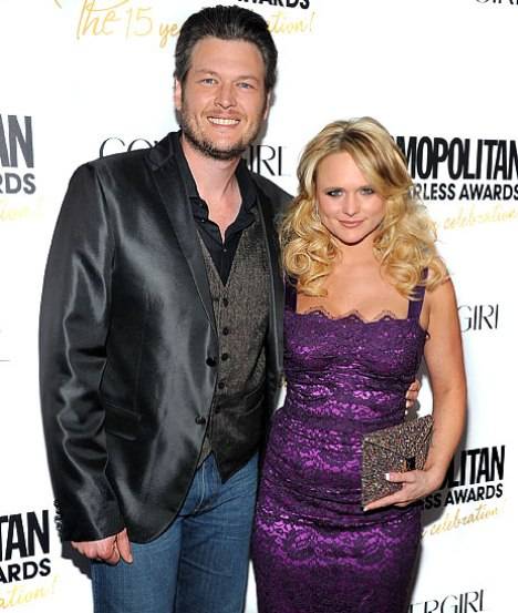 Miranda Lambert and Blake Shelton Rumors