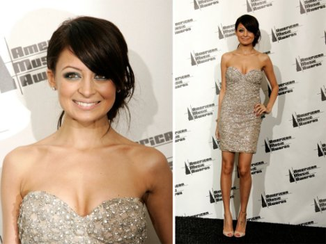 Nicole Richie Plastic Surgery Breast Implants and Turning 30