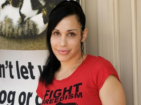 Octomom on Welfare