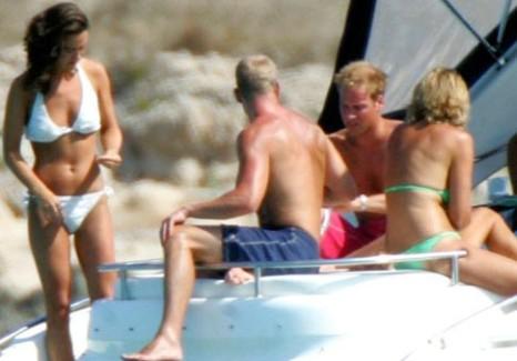 pippa middleton bikini. Pippa Middleton Bikini