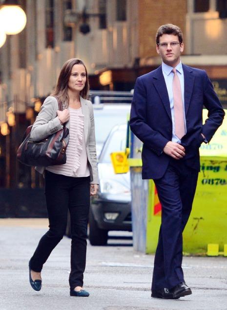 pippa middleton boyfriend 2011. Pippa Middleton and Boyfriend