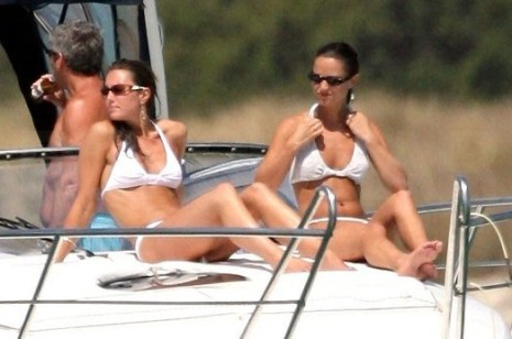 pippa middleton images. Pippa Middleton Sunbathing and