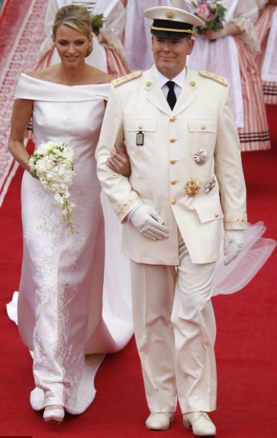Prince Albert and Princess Charlene Wedding