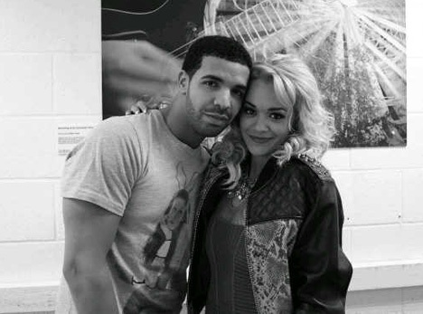 Rita Ora and Drake