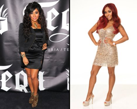 snooki 96 pounds