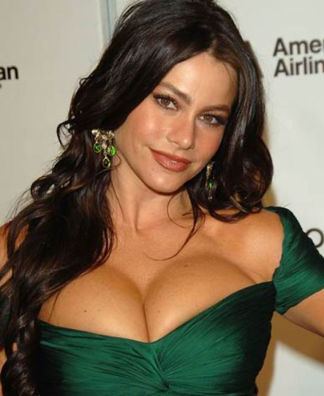 Sofia Vergara Plastic Surgery Breast Implants 
