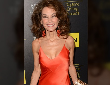 Susan Lucci Daytime Emmy Awards 2012