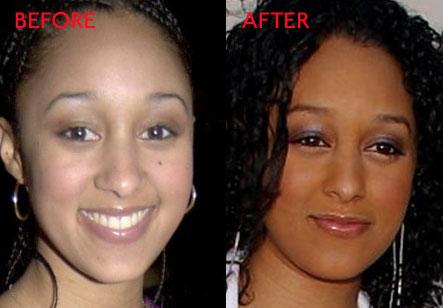 tamera mowry husband. Tamera Mowry Plastic Surgery