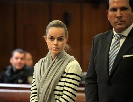 Taryn Manning Arrested in NYC for Assaulting Makeup Artist ...
