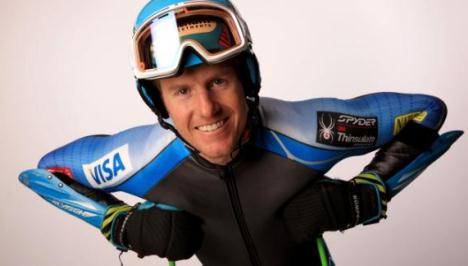 Ted Ligety 2014 Sochi Winter Olympics