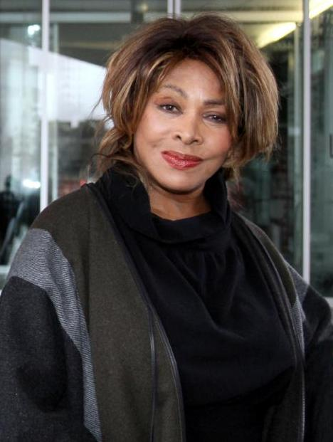 Tina Turner Facelift