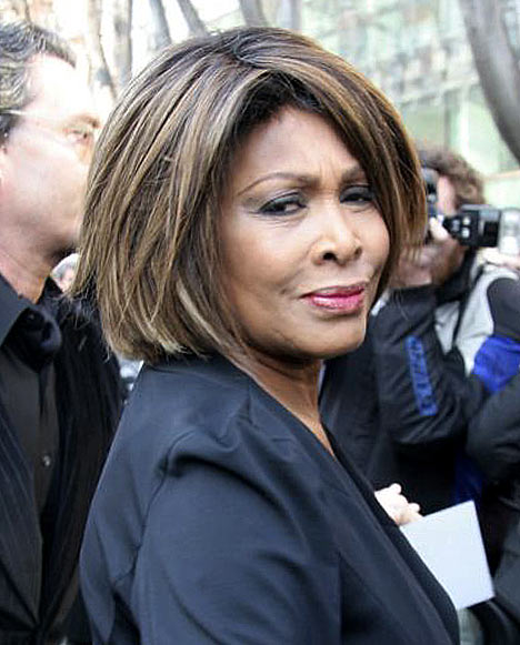 Tina Turner Plastic Surgery 2010