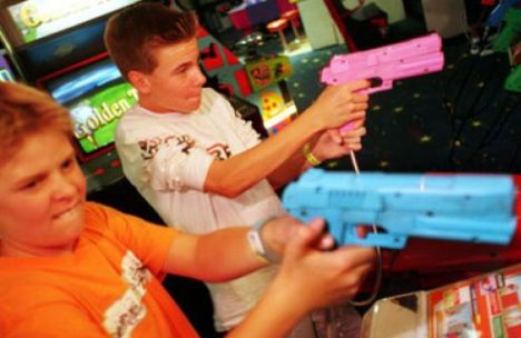 effect of video games on children Research on the demographics and effects of video game playing, discusses  game  children reported sometimes playing video games at home, and 24%.