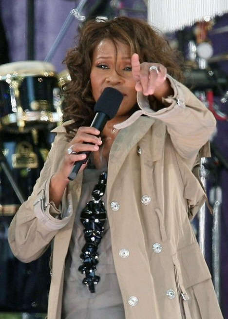Whitney houston cause of death accidental drowning cocaine use