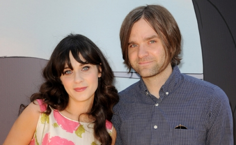 Zooey Deschanel Divorce Ben Gibbard