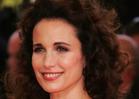 Andie MacDowell Plastic Surgery and Botox