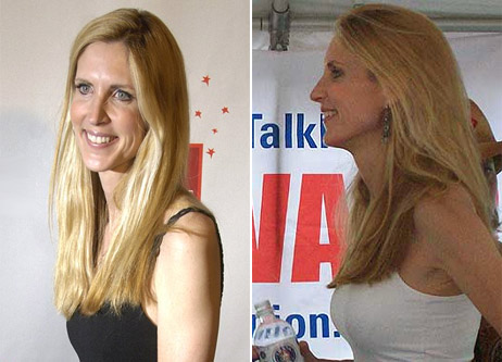 Ann Coulter Plastic Surgery Breast Implants