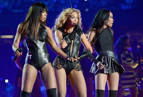 Beyonce Halftime