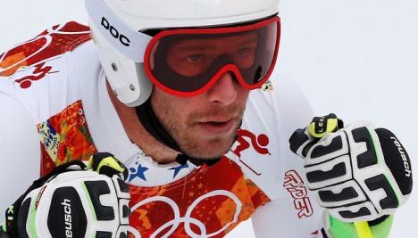 Bode Miller Winter Olympics 2014