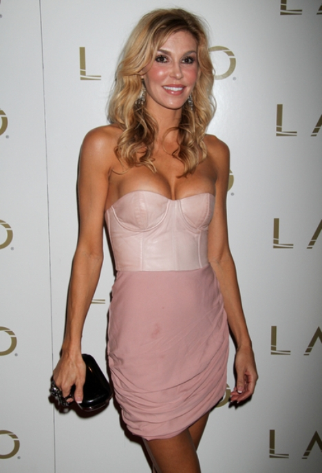 Brandi Glanville Plastic Surgery Breast Implants