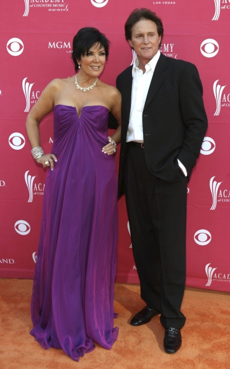 Bruce and Kris Jenner Divorce Rumors