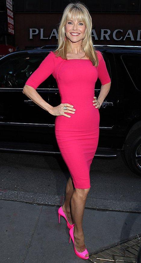 Christie Brinkley Skinny