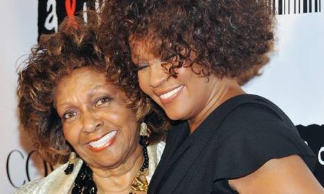 Cissy Houston Whitney Houston